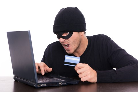 Credit Card Theft at Computer
