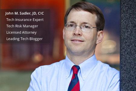 John Sadler of Sadler Insurance for Techs